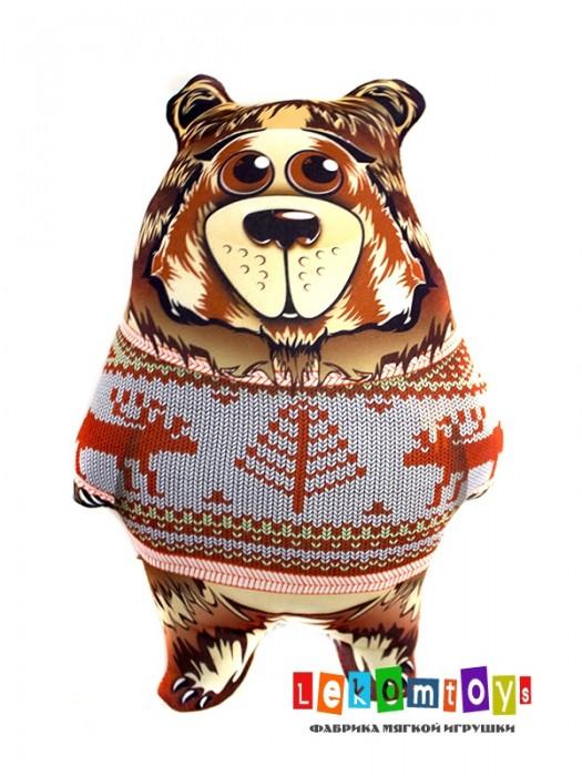 Медведь в свитере