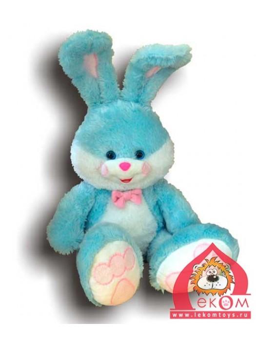 Заяц с вышивкой